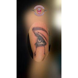#eye #auge #tattoo #love #picoftheday #followme #ink