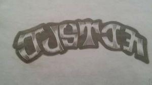 Ambigram: Justin