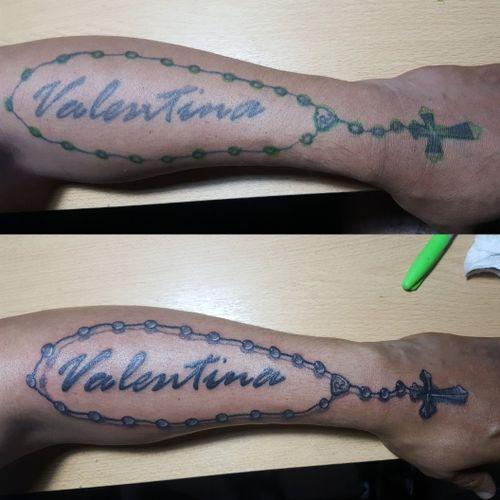 Retocado tattoo 2.0  #modification