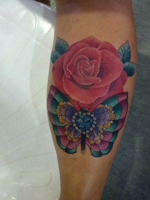 Colorido tattoo