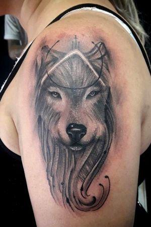 #wolftattoo #wolf #ozinktattoo #lobo #realistictattoo #osasco