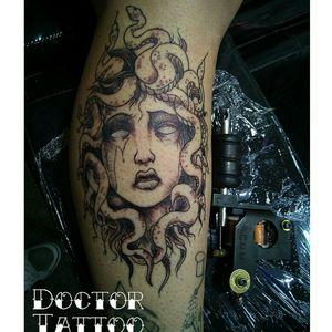 #medusatattoo #medusa #tattooartist #arttattoo #lovethistattoo #ilovetattoo #tatuadoresbrasileiros #tattooart