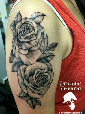 #flowertattoo #tattooflowers #tatuagembrasil #lovetattoos #tattoo2me #tattoodesign