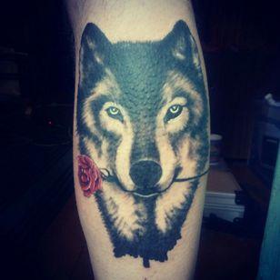 #tattooer #tattoowolf