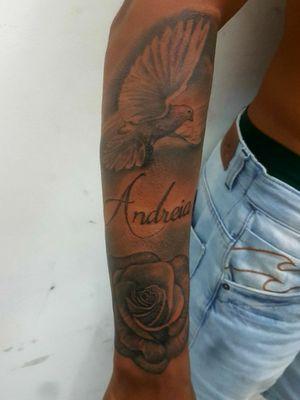 #tattoo #tattoorealism #art #aprendiz