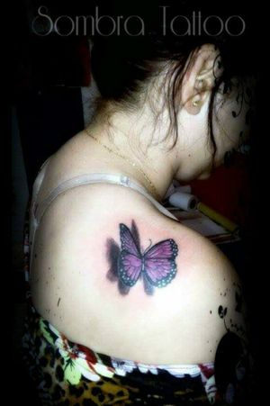 #realismo borboleta feita em #Borborema