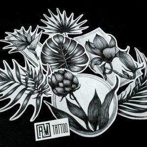 My new sketches, micron 0,2 Welcome! @a_m_tattoo-1 Artist @angelmetall #blackink #tattooartist #tattooideas #tattooflowers #flowertattoo #flowersketch #blacktattoo #spb #tattooart