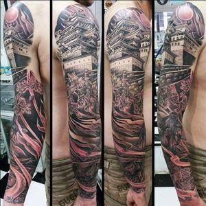 Demonic Ink Bangkok by Tong
