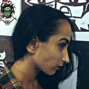 #NaneMedusaTattoo #tattoostudio #tattoodoBR #riodejaneiro #carioca #tattoogirl #tatuadoras #tguest #bodypiercer #piercing #piercinggirl #piercinglove #modification #Sulacap