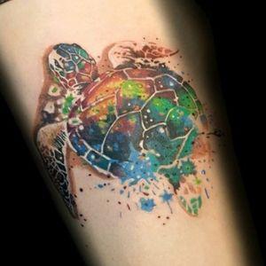 #tortoise #color #leg #legtattoo