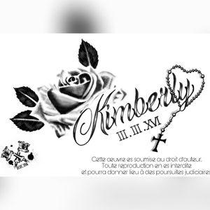 Tout es prêt pour le papa de la magnifique Kimberly 😍😍 #tattoo #inkmarseille #inkboy #nofilter #famille #amour #family #dadtattoo #rosetattoo #chapelettattoo #tattoofrance #ipadproart #procreate_art #daddy