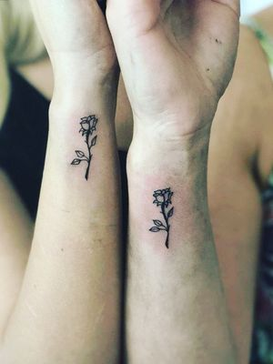 Cute tattoo for mothersday :) Follow on insta for more, @gaddorskan