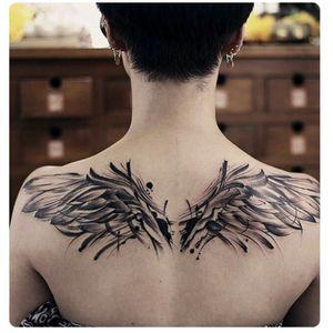 Wings Sketch 👌