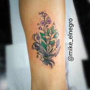 Flores ervas