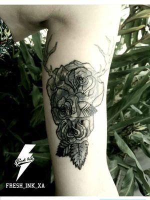 Líneas Rosa. Cover up Appointment Contact.  Tattoo Artist from Puerto Rico. Xtopheralvardo@gmail.com WhatsApp- 939 • 238 • 0503 Black & Gray Tattoos.  #xatattoo #freshinkxa #blackwork #tattoo #blackngray #tattoodo #instattattoo #inked #tattoos #tattoopr #tattooartist #tattoo_of_instagram #guyswithtattoos #blacktattoos  #sleevetattoo #tattoolife #inkig #lifestyletattoo #tattoomens  #tattooskin #professionaltattooartist #tattooed #xtopheralvaradotattoo #worldfamousink #freshinkxa #teamfreshink #tattooink #tattooart #inkaddicted #inkeezegreenglide #freshinkteam