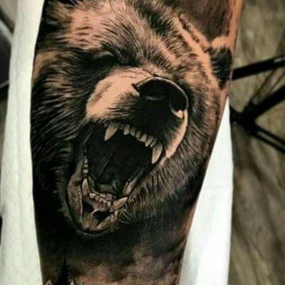 #Bear. 🐻 #awesome
