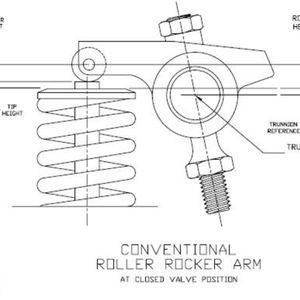 Roller Rocker Arms