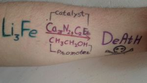 #decomposition_of_#life..............Catalyst- #CaNCEr_............Promoter- #Alcohol............ . .