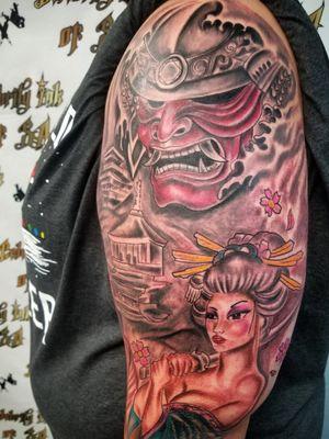 TATTOO BY GABE VASQUEZ
