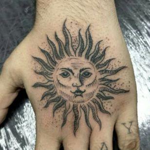 O meu primeiro raio de sol, ao meu único amor