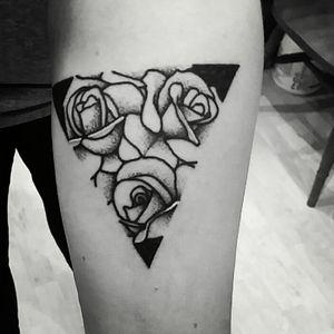 My first tattoo turning 18
