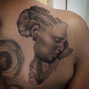 #portrait #Africa #blackandgrey #JamieMahood