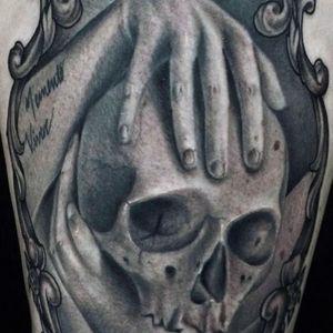 #NickBertioli #realistic #skull