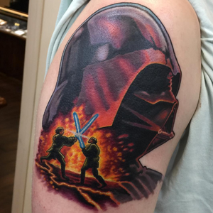 Tattoo by Rose Gold's Tattoo & Piercing