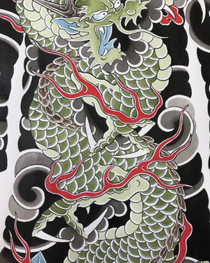 #japanese #dragon