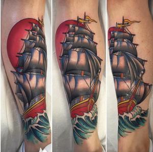 Tattoo by Captured Tattoo