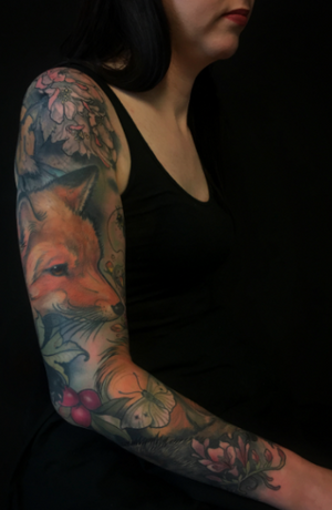 Tattoo by Soma oxford