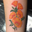 Poppy redwood leaf