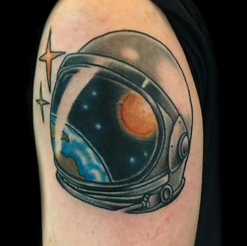 Tattoo from Diego Mannino