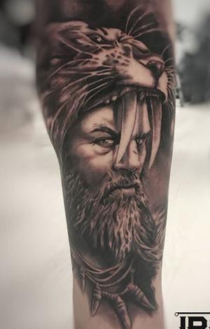 Tattoo by Iron & Ink, Copenhagen