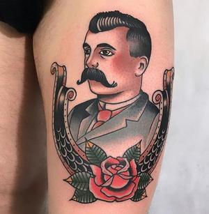 Tattoo by Fronte del Porto Tattoo