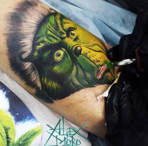 Tattoo by NR Studio London