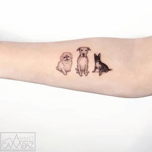 Tattoo by ahmet_cambaz #blackandgrey #blacktattoo #dotwork #drawing #sketch #geometrictattoo #doodle #ahmetcambaz