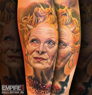 Tattoo by Empire Ink
