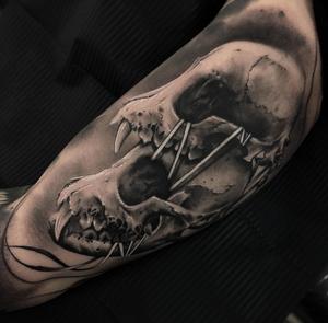 Tattoo by Lujuria Tattoo
