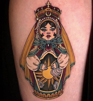 Tattoo by Loveless Tattoo