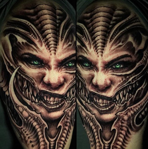 Tattoo by Conclave Art Studio