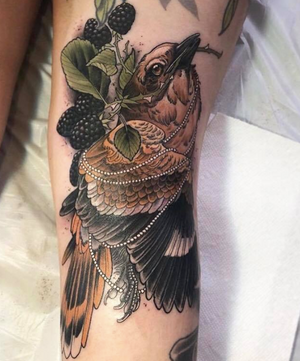 Tattoo by Scythe and Spade