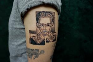 Tattoo by Mommy I'm Sorry Tattoo