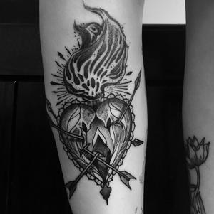 Tattoo by Stay Much Better Tattoo - SMB Tattoo, Brighton