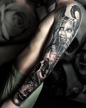 Tattoo by RAW Tattoo