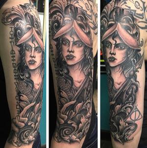 Tattoo by Defiance Tattoos