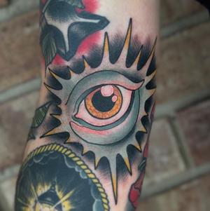 Tattoo by KilljoyTattoo