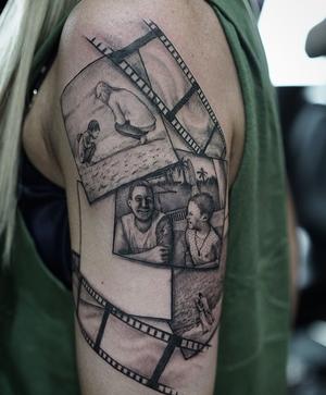 Tattoo by Ink Arcade Cronulla