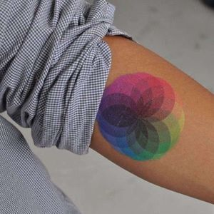 The #basis of artists' knowledge: the #Spectrumcolors