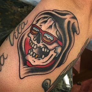 Tattoo by Bound For Glory INC